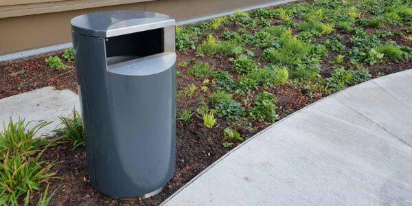 SITI affaldsbeholder fra Urban Elements